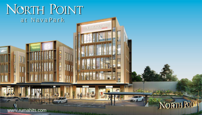 North Point Navapark BSD City