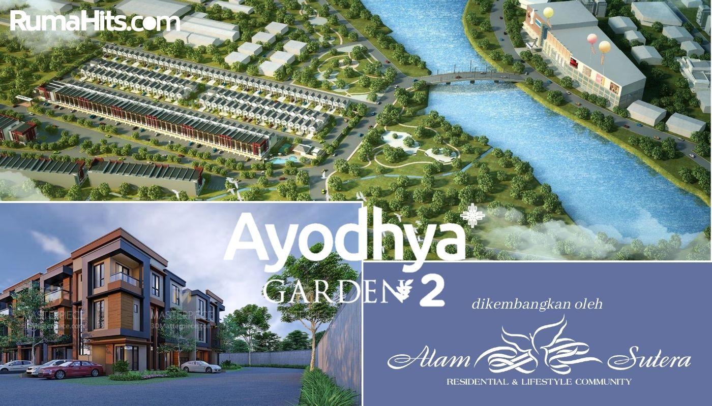 Ayodhya Garden Alam Sutera