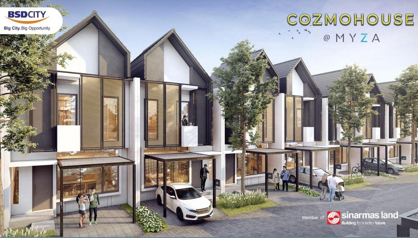 Cozmohouse BSD City