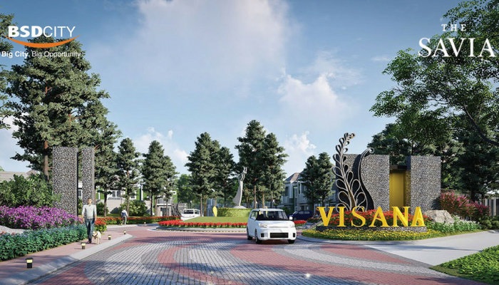 Visana The Savia BSD City